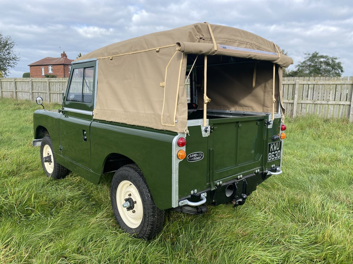 1966 series 2a restored £15995 For Sale (picture 2 of 5)