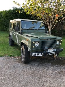 Land Rover 110 300 TDI County Station Wagon