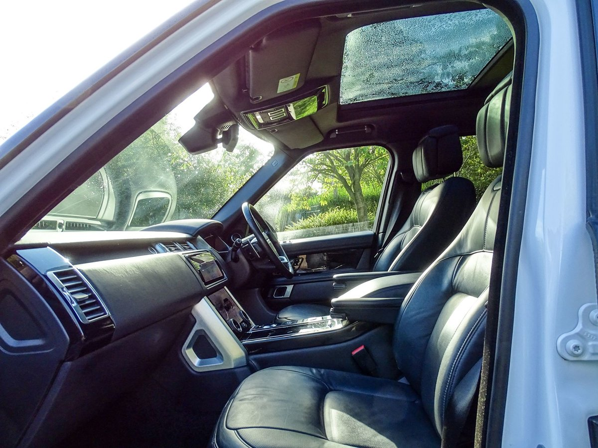 2018 Land Rover RANGE ROVER For Sale (picture 4 of 20)