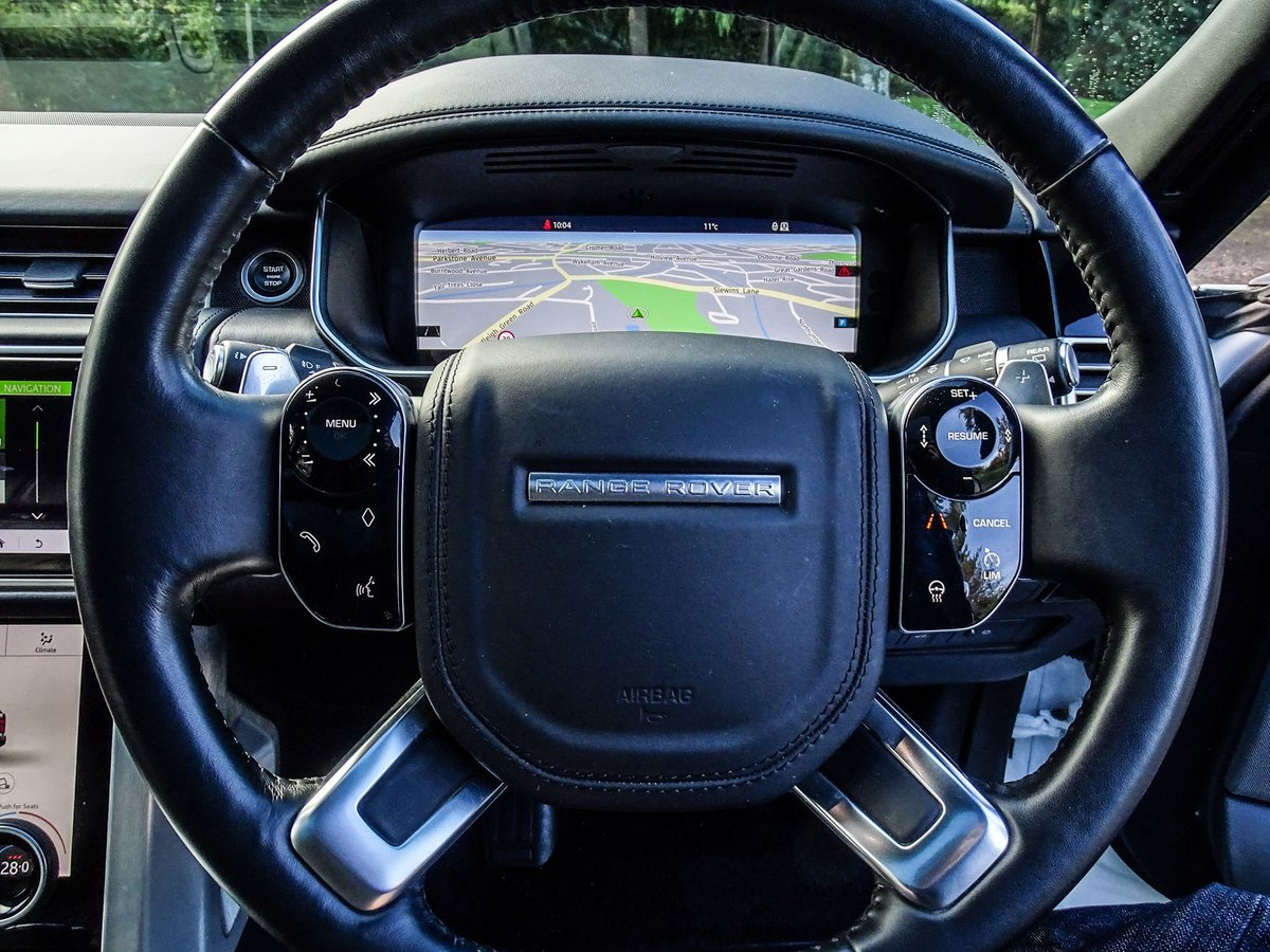 2018 Land Rover RANGE ROVER For Sale (picture 8 of 20)