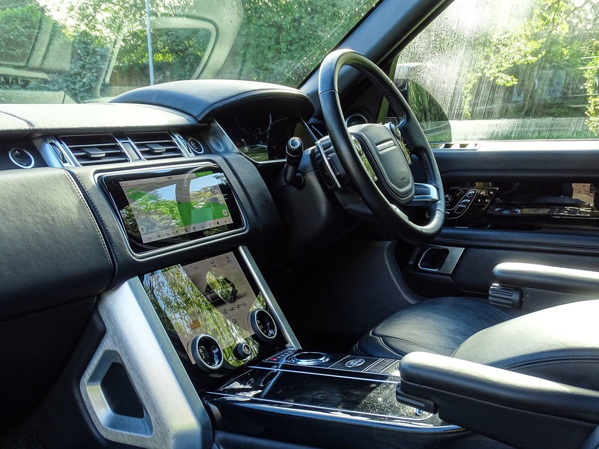 2018 Land Rover RANGE ROVER For Sale (picture 15 of 20)