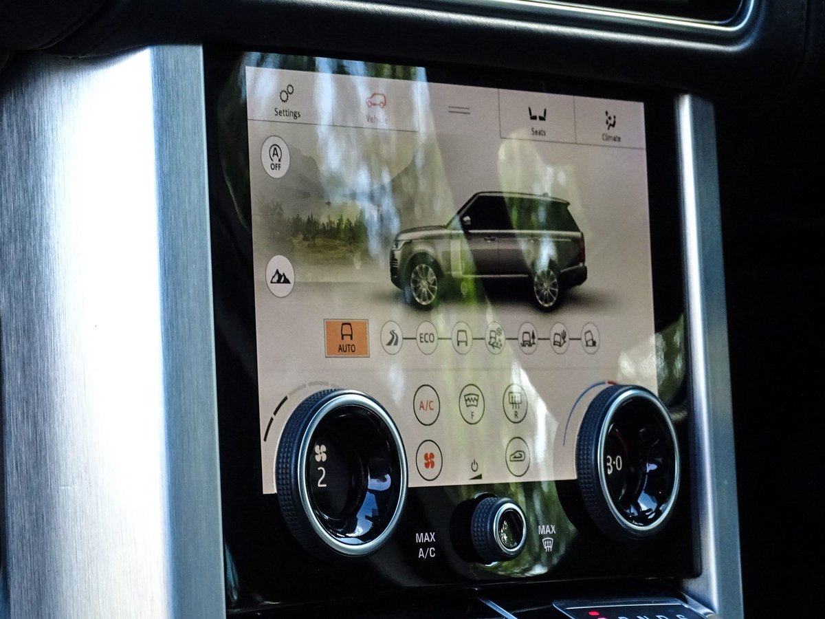 2018 Land Rover RANGE ROVER For Sale (picture 17 of 20)