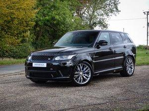 201717 Land Rover RANGE ROVER SPORT
