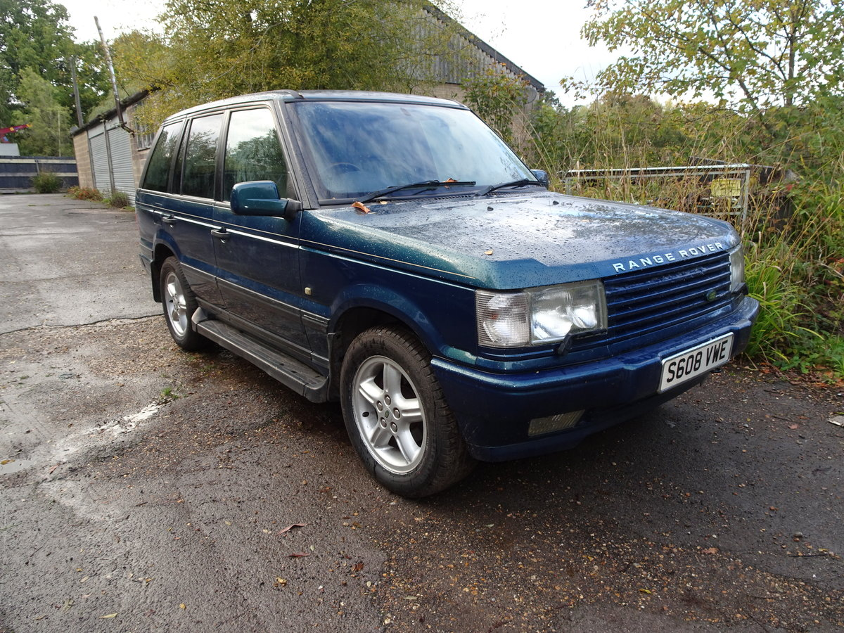 1998 range rover 50th anniversary one of 85 ever made For Sale (picture 1 of 6)