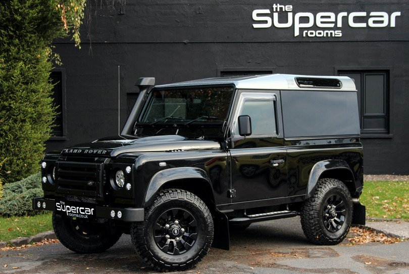 2013 Land Rover Defender 90 - Urban Upgrades - Bespoke Interior For Sale (picture 1 of 6)