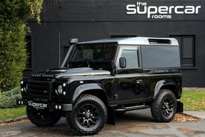 Land Rover Defender 90 - Urban Upgrades - Bespoke Interior