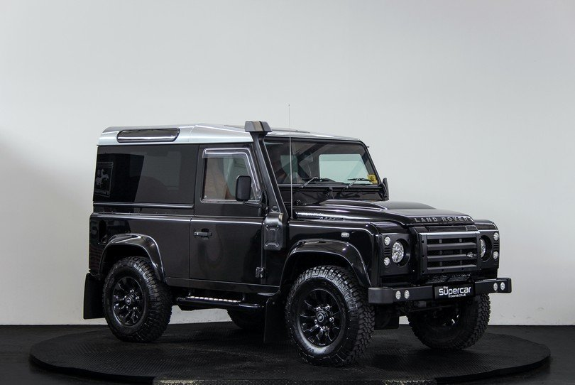 2013 Land Rover Defender 90 - Urban Upgrades - Bespoke Interior For Sale (picture 2 of 6)