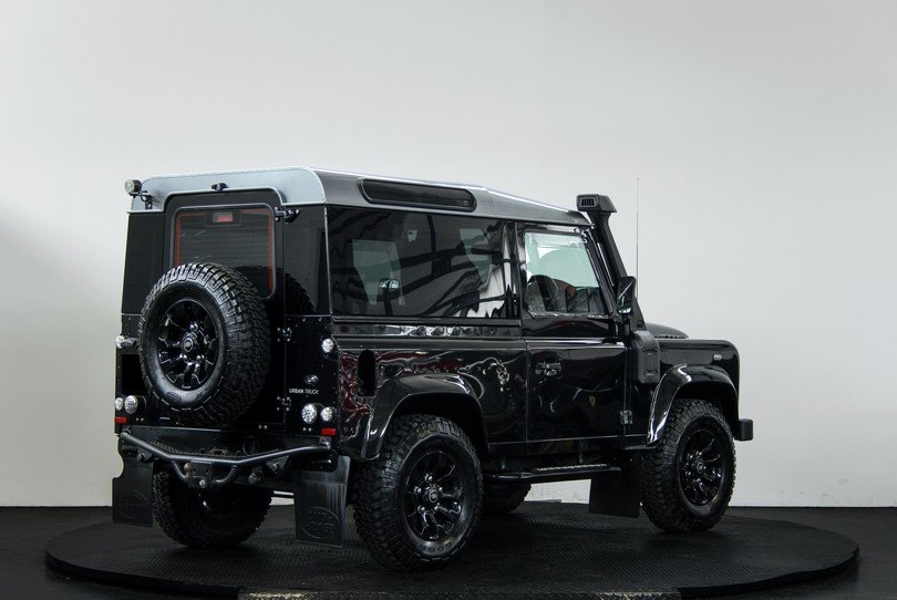 2013 Land Rover Defender 90 - Urban Upgrades - Bespoke Interior For Sale (picture 3 of 6)