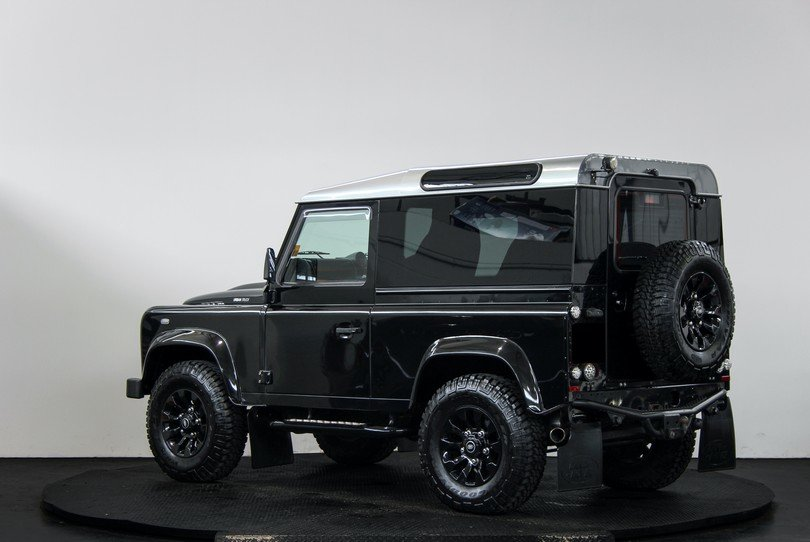 2013 Land Rover Defender 90 - Urban Upgrades - Bespoke Interior For Sale (picture 4 of 6)