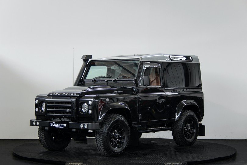 2013 Land Rover Defender 90 - Urban Upgrades - Bespoke Interior For Sale (picture 5 of 6)
