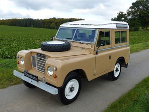 Picture of 1975 Land Rover Series III 88 - perfect for leisure and hobby