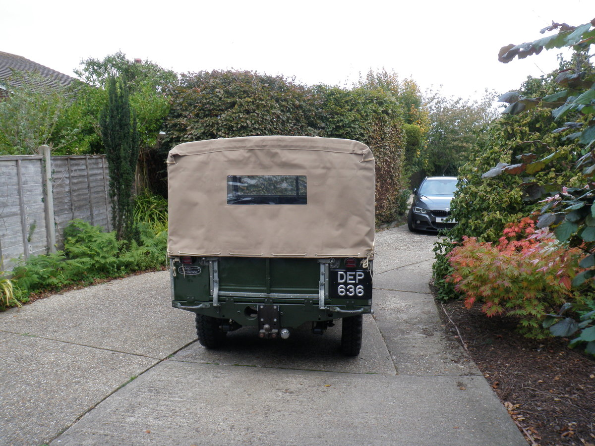 "1953 Land Rover Series 1 86"" For Sale (picture 6 of 6)"