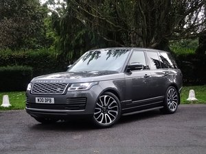 Picture of 201867 Land Rover RANGE ROVER
