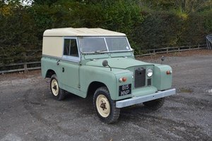 Picture of 1963 Land Rover Series IIA