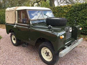 Picture of 1964 LAND ROVER Series 2a