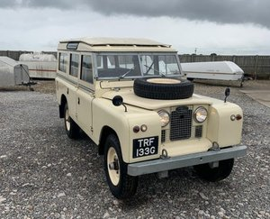 Picture of 1969 Land Rover® Series 2a 109 *Station Wagon with Galv Chassis*