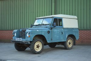 Picture of 1972 Land Rover Series III For Sale by Auction