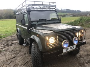 Picture of 1999 Land Rover Defender 110 TD5 New rear crossmember