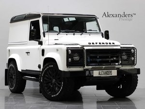 Picture of 2014 14 14 LAND ROVER DEFENDER 90 XS HARD TOP MANUAL