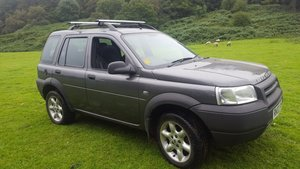 Picture of 2003 Landrover Freelander 1 Kalahari 5 Door Automatic