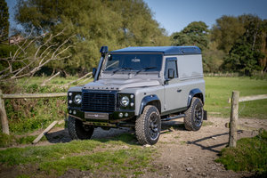 Picture of 2010 Land Rover Defender 90 Nardo Grey WILLIAMS EDITION