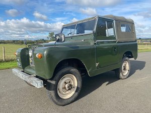 Picture of 1968 Land Rover Series IIA