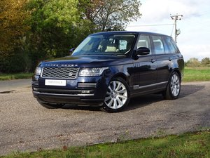 Picture of 2014 Land Rover RANGE ROVER