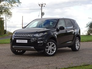 Picture of 201766 Land Rover DISCOVERY SPORT