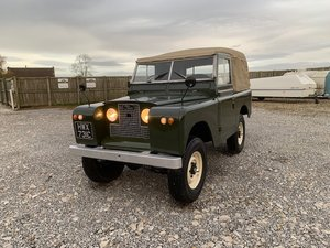 Picture of 1965 Land Rover® Series 2a *MOT & Tax Exempt Ragtop* (HWX)