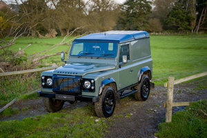 Land Rover Defender 90 2.2 TDCi Hard Top 2015 WILLIAMS EDITI