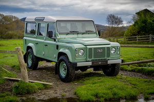 Picture of 2014 Land Rover Defender 110 Station Wagon Heritage Edition