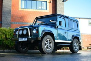 Picture of 1998 Land Rover Defender 90 V8 County 50th Anniversary For Sale by Auction