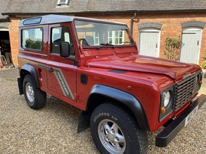Picture of 1995 Land Rover Defender 300tdi USA Exportable For Sale
