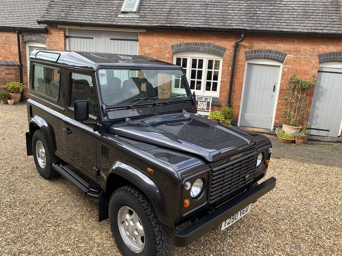 1999 Land Rover 90 Td5 County Station Wagon For Sale (picture 1 of 6)