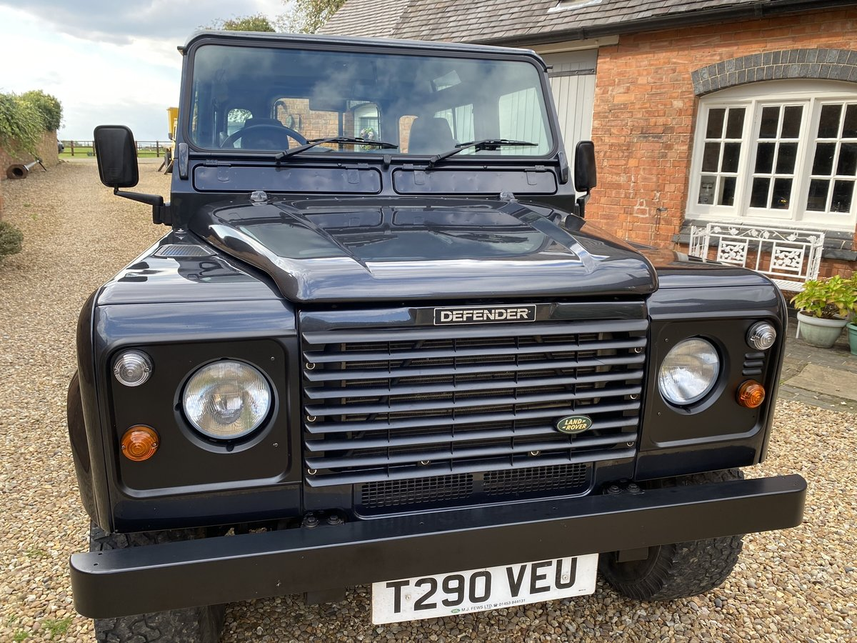 1999 Land Rover 90 Td5 County Station Wagon For Sale (picture 2 of 6)