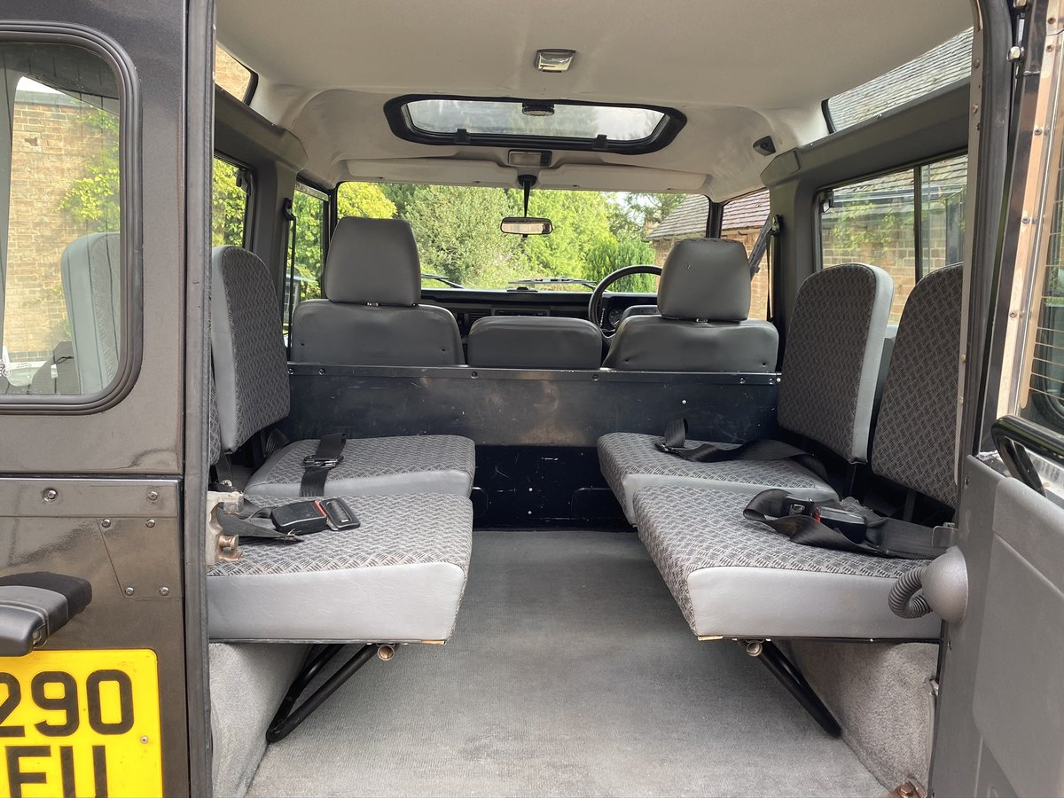 1999 Land Rover 90 Td5 County Station Wagon For Sale (picture 5 of 6)