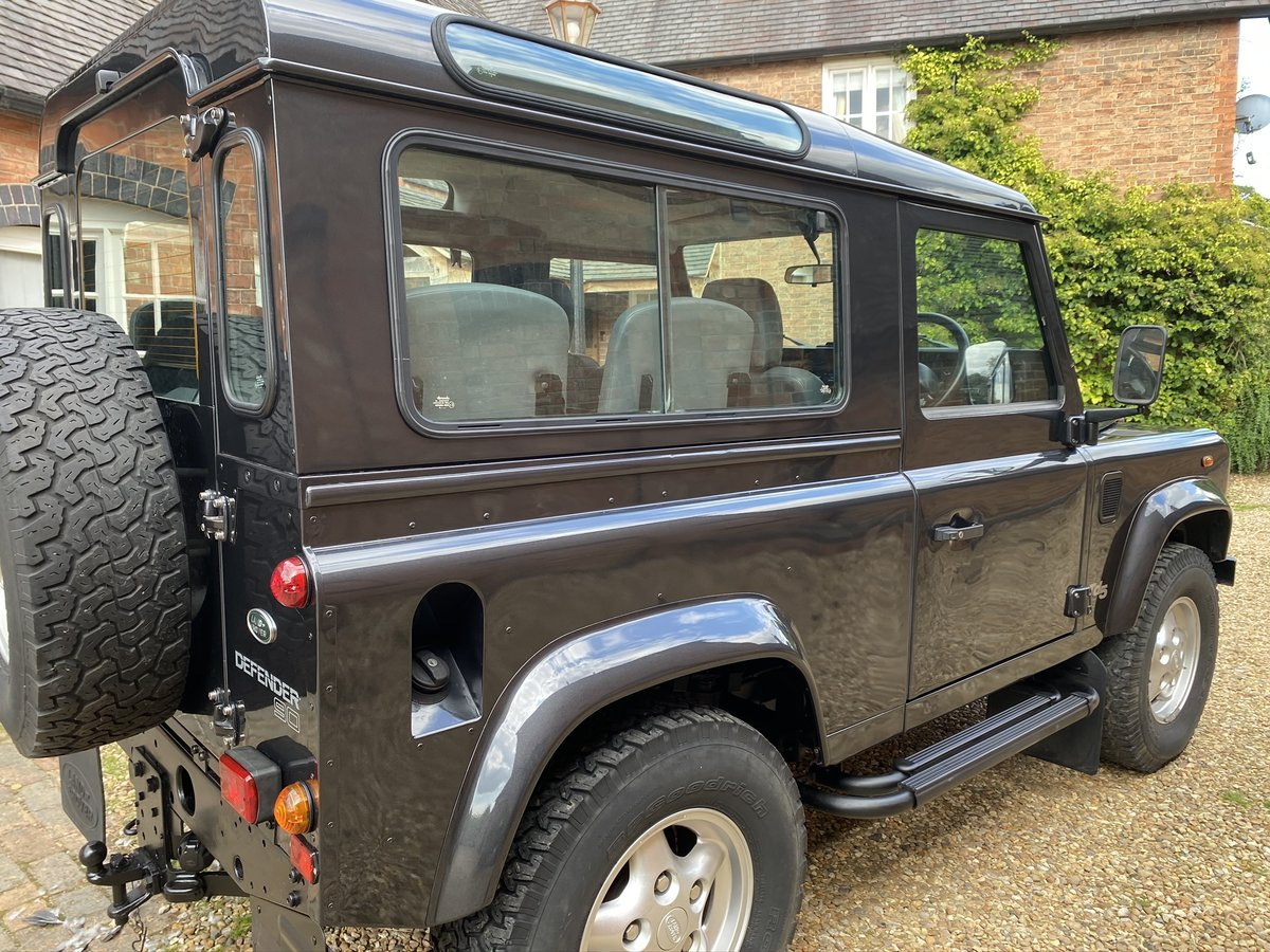 1999 Land Rover 90 Td5 County Station Wagon For Sale (picture 6 of 6)