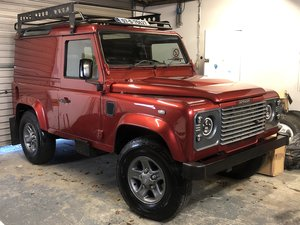Picture of 2007 Land Rover Defender 90 TDCI Puma