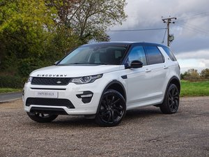 Picture of 2017 Land Rover DISCOVERY SPORT