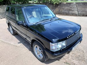 Picture of 2001 RANGE ROVER P38 2.5DHSE AUTO