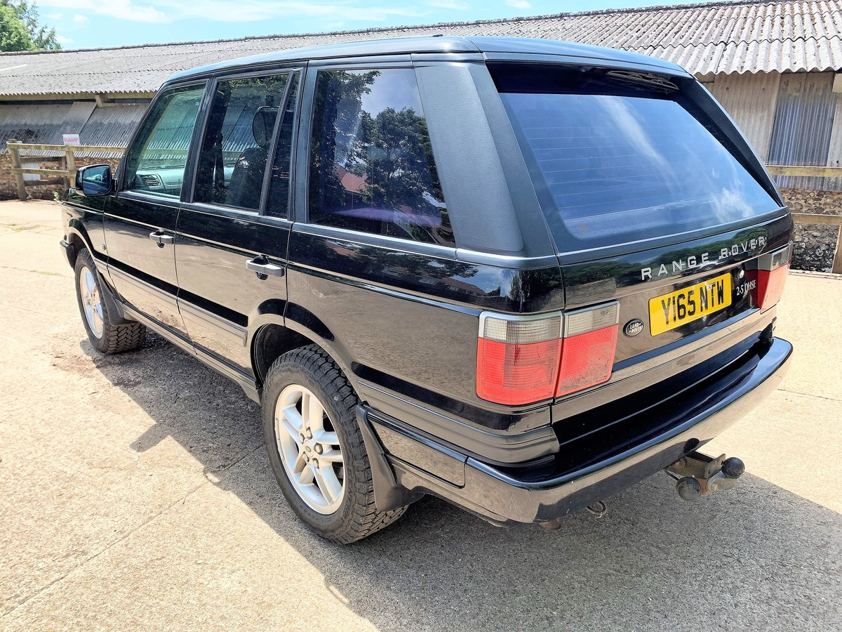 2001 RANGE ROVER P38 2.5DHSE AUTO SOLD (picture 4 of 6)