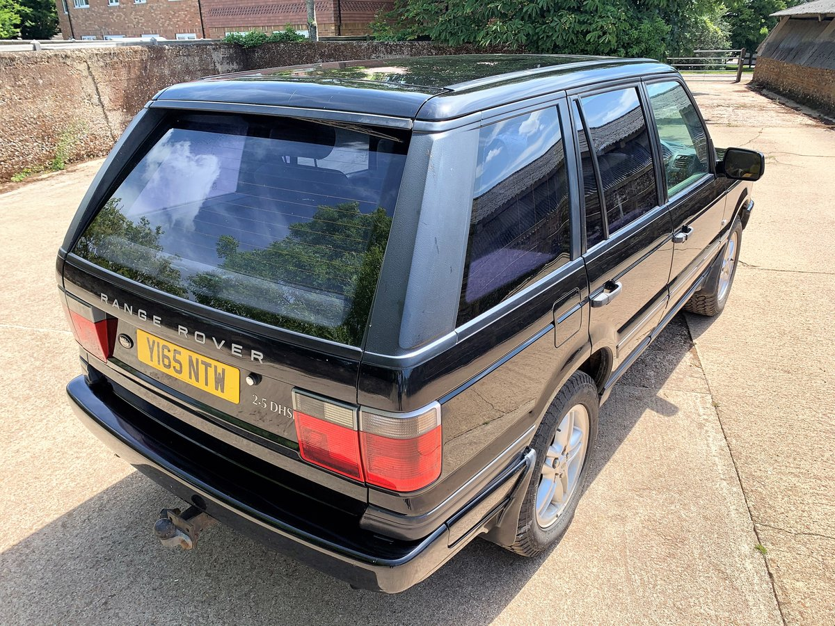 2001 RANGE ROVER P38 2.5DHSE AUTO SOLD (picture 5 of 6)