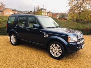 2011 LHD LAND ROVER DISCOVERY 4, 3.0SDV6 HSE,LEFT HAND DRIVE