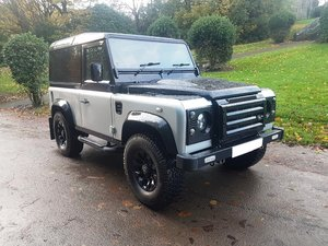 2008 LAND ROVER DEFENDER 90 CO