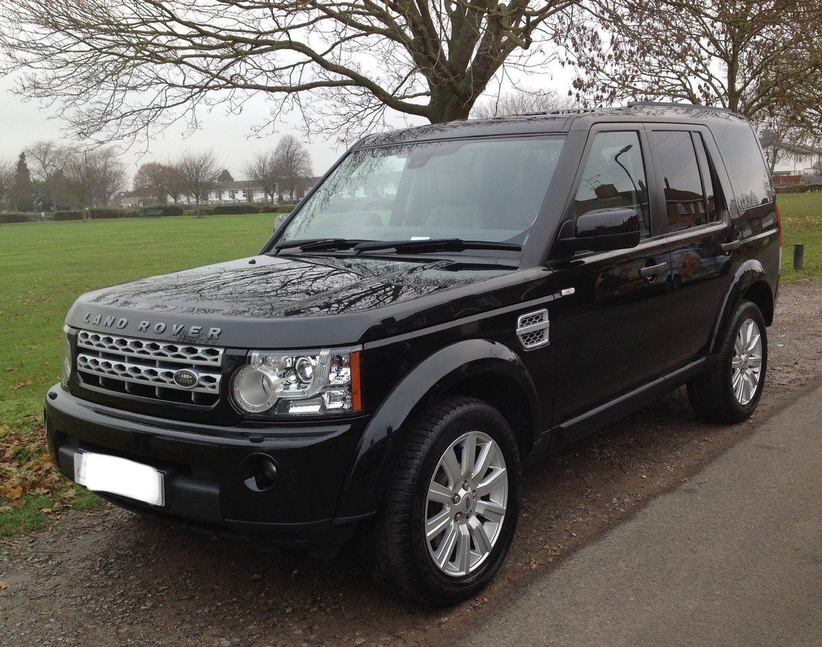 2013 Land Rover Discovery 4 3.0SD V6 XS For Sale (picture 1 of 6)