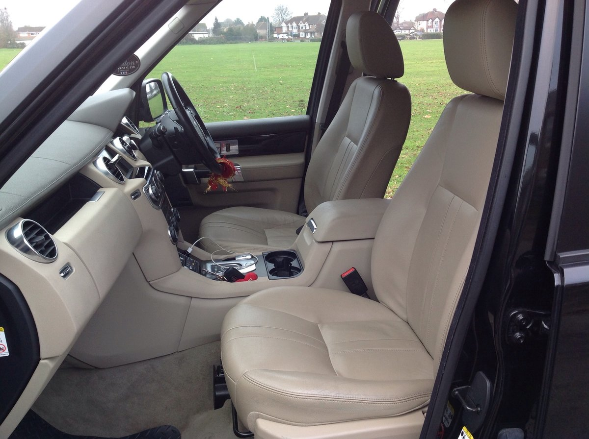2013 Land Rover Discovery 4 3.0SD V6 XS For Sale (picture 4 of 6)