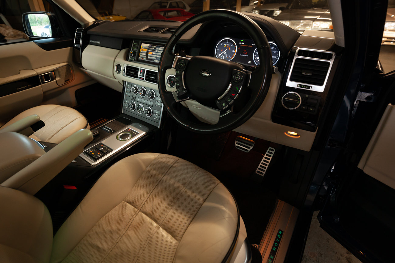 2012 Range Rover TDV8 Westminster For Sale (picture 3 of 4)