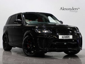 Picture of 2019 19 19 RANGE ROVER SPORT SVR 5.0 V8 SUPERCHARGED AUTO