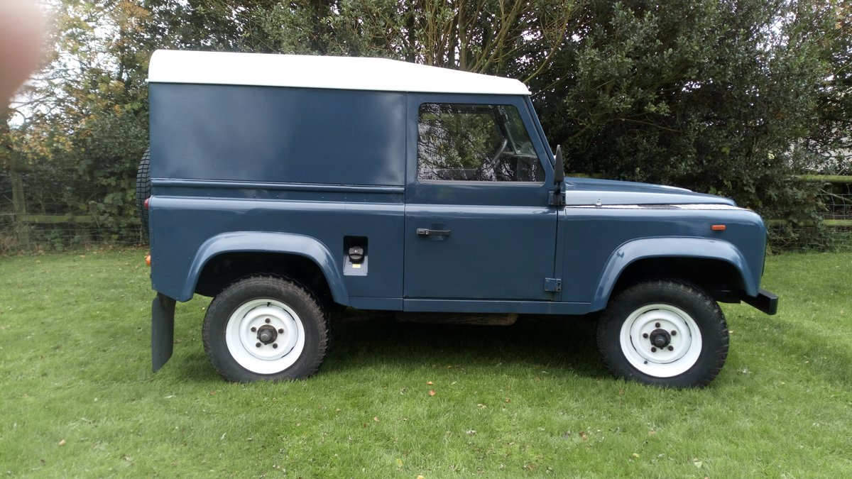 1992 Land Rover Defender 90 200tdi NOW SOLD SOLD (picture 1 of 3)