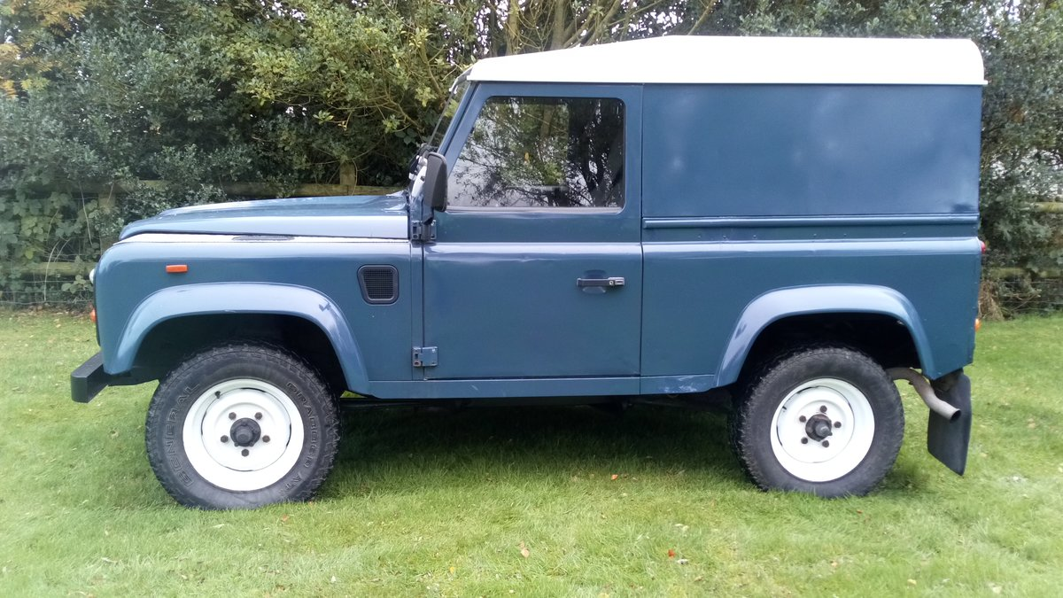 1992 Land Rover Defender 90 200tdi NOW SOLD SOLD (picture 2 of 3)